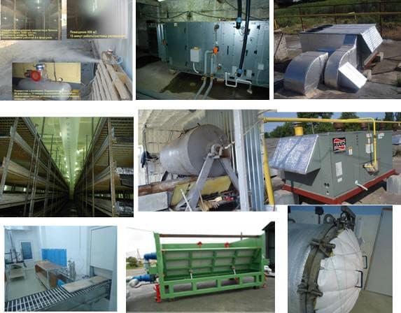 оборудование для шампиньонов от фирмы Микопром