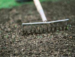обработка почвы для посадки люцерны