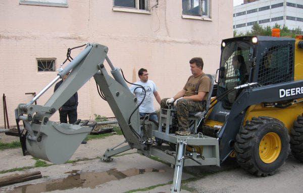 навесное оборудование Ковш экскаватора