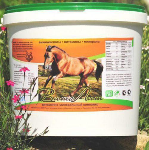 аминокислоты для лошадей