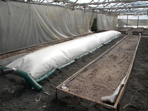 прокаливание почвы
