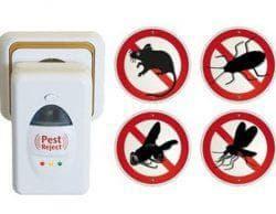 отпугивание насекомых