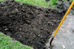 подготовка почвы под томат