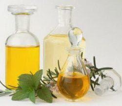 растительное масло с шампунем от муравьёв