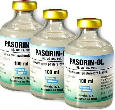 Вакцинация от пастереллеза