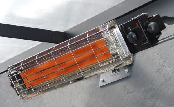 инфракрасный обогреватель для теплиц с термостатом