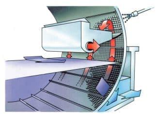 конструкция барабанного фильтра для УЗВ